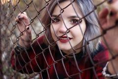 sexigt barn för härlig flicka fotografering för bildbyråer
