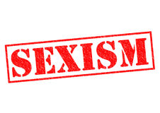 SEXISM Stock Image