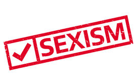 Sexism rubber stamp Stock Photo