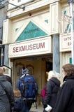 Sexmuseum à Amsterdam photographie stock