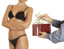 sexo Foto de Stock Royalty Free