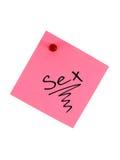 Sexo fotografía de archivo libre de regalías