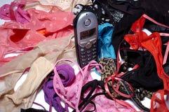 Sexo de telefone mim Foto de Stock Royalty Free