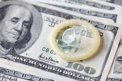 Sexo para o dinheiro Imagens de Stock
