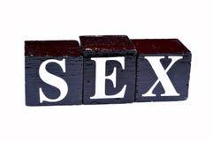 Sexo seguro Foto de archivo libre de regalías