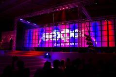SEXPO 2011 - 10o acontecimento anual Imagem de Stock