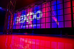 SEXPO - Main Performace Stage Royalty Free Stock Images