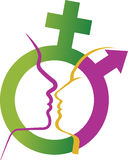 Sexsymbol Arkivfoto
