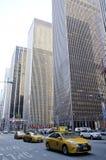 Sexta avenida New York City Imagens de Stock Royalty Free