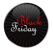 Sexta-feira preta está vindo! Loja agora Fotografia de Stock Royalty Free
