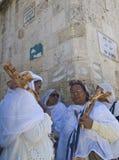 Sexta-feira Santa etíope Imagem de Stock