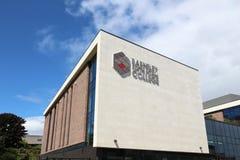 Sexta universidad de la forma de Barnsley Fotos de archivo libres de regalías
