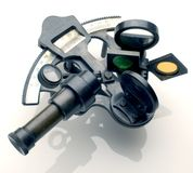 sextant Fotografia Stock