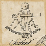 Sextant Stock Images