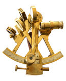 Sextant Stock Photo