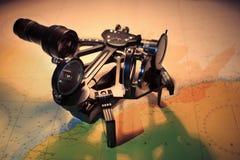 sextant Immagini Stock Libere da Diritti
