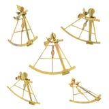 sextant Lizenzfreies Stockbild