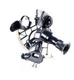 Sextant for navigation Royalty Free Stock Images