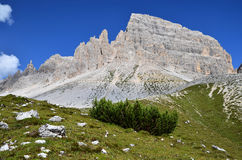 Sexten Dolomites, Italy Royalty Free Stock Photography
