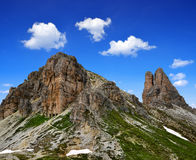 Sexten Dolomites, South Tyrol, Italy Royalty Free Stock Photography