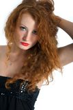 Sexual beauty Royalty Free Stock Images