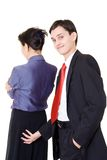 Sexual harassment Royalty Free Stock Images