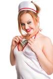 Sexual nurse Stock Photos