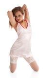 Sexual nurse Royalty Free Stock Image