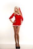 Sexual Santa Royalty Free Stock Photography