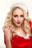 Sexual Santa Royalty Free Stock Images