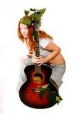 sexuell hippie Arkivfoto