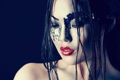 Sexuell nymf Royaltyfria Bilder
