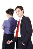 Sexuelle Belästigung lizenzfreie stockbilder