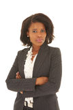 Sexy african businesswoman Royalty Free Stock Photo