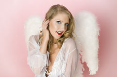 Sexy Angel Royalty Free Stock Image