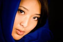 Sexy asian brunette Stock Photos
