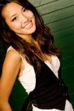 asian brunette Stock Images