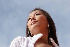 Sexy Asian woman Stock Photos