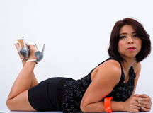 Sexy Asian woman Stock Photography