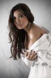 Sexy Aziatische vrouw Royalty-vrije Stock Afbeelding
