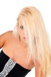 Sexy beautiful blond girl Royalty Free Stock Photos