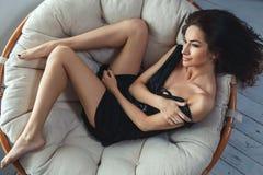 Sexy beautiful girl Royalty Free Stock Photography