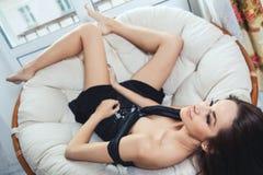 Sexy beautiful girl Stock Photo