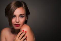 Sexy beautiful woman Stock Image