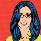 Sexy beautiful woman. Vector illustration Stock Photography