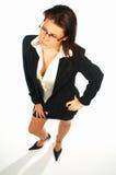 Sexy Bedrijfsvrouwen 2 Stock Afbeelding
