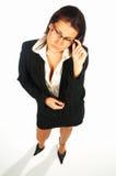 Sexy Bedrijfsvrouwen 3 Stock Fotografie