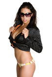 Sexy Bikini Girl Royalty Free Stock Image