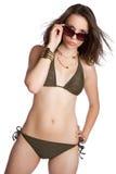Sexy Bikini Woman Royalty Free Stock Photography