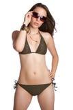 Sexy Bikini Woman Stock Image